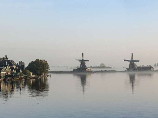 The Zaanse Schans